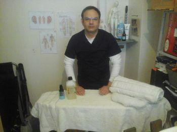 Massage by Marcio