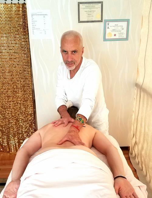 Massage by Natan