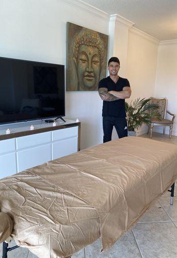 Bodhi Healing <i>by Cesar Martínez</i>