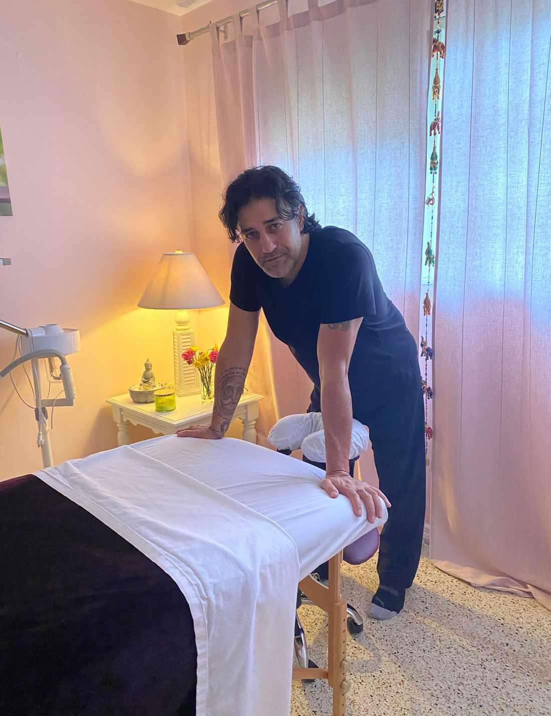 Massage by Enrique