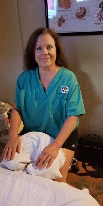 Customized Massage <i>by Karen</i>