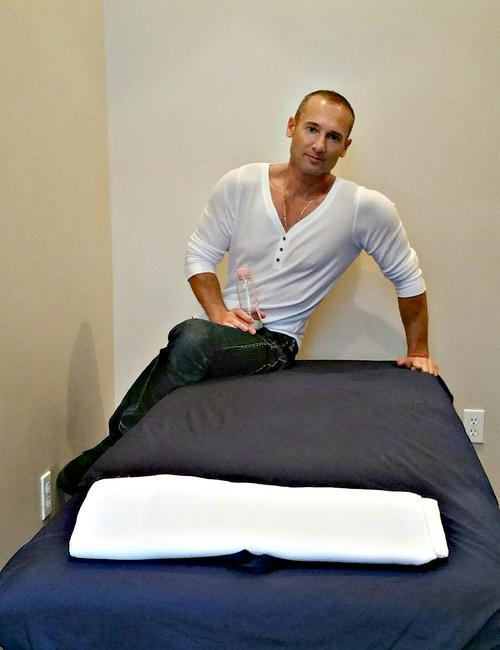 Massage by Konstantin