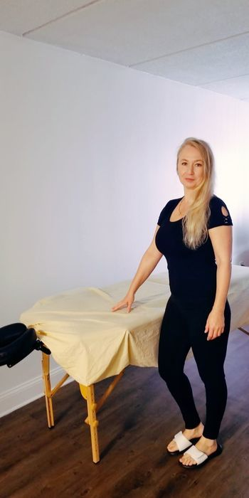 Massage Therapy <i>by Maria</i>
