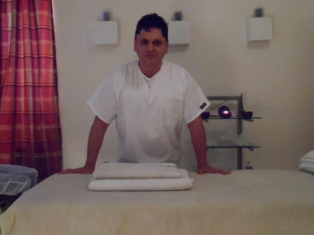 Massage by Cesar
