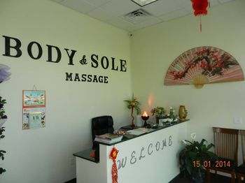 Body and Sole Now - Massage Center